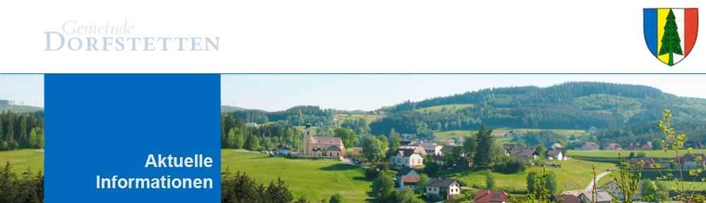 Gemeinde Dorfstetten