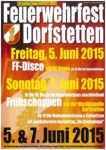 FF-Fest Dorfstetten