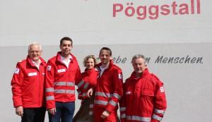 Mitgliederwerbeaktion Rotes Kreuz